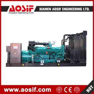 Brand New 1250~ 2500KVA Chongqing Cummins Engine Powered Diesel Generator Set Open Type in 50Hz