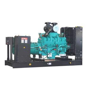 Brand New 625~1250KVA Chongqing Cummins Engine Powered Diesel Generator Set Open Type in 50Hz