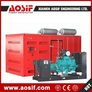500KW to1000KW Container Genset Powered by Perkins Engine