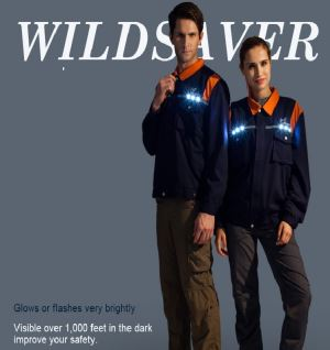 Hot Sale Visibility Winter Work Jacket Product Type Workwear customised and flashing jacket