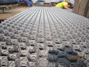 Hexsteel for Thin Wall Refactories/Wire Mesh