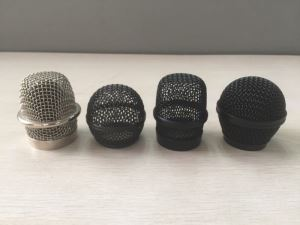 Microphone Head Grill