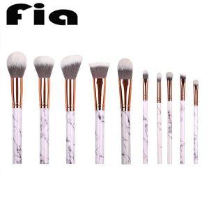 8pcs Rhinestone Wholesale Makeup Brushes Set Cosmetic Brush