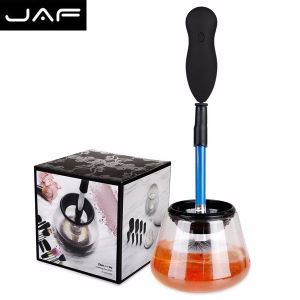 Automatic Spinning Electronic Makeup Brush Cleaner And Dryer