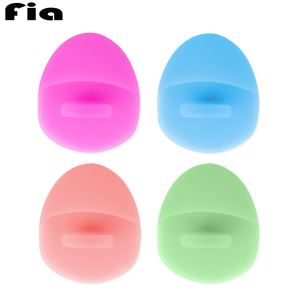 Soft Silicone Face Deep Cleansing Brush Facial Silicone Brush Wholesale