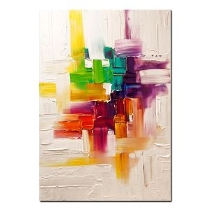 Handmade Abstract Large Wall Art For Living Room