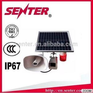 ST2303B Outdoor Solar Powered Security Camera Wireless 3G 4G sim card wireless communication
