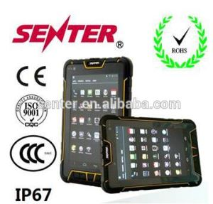 ST907W-HG+J 7 Inch android Mobile Industrial Tablet PC with 1D LASER Barcode Scanner