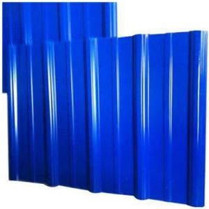 Plastic PVC Roof Tiles/Corrugated PVC Sheet For Sale/Single Layer PVC Roof Sheet With ASA Type 840