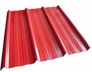 Corrugated Roofing Tiles/Sheet Metal Roofing For Homes/Color Steel Roof Tile Type 900