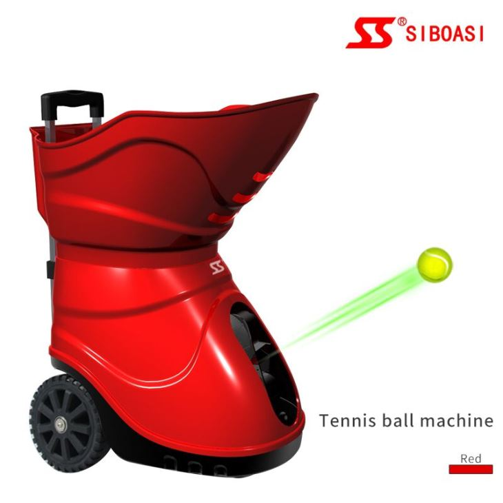 New Arrival SIBOASI Tennis Ball Shooting Machine China W3