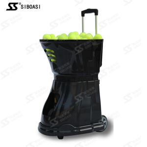 Smart Tennis Ball Robot with Remote Control and Built-in Battery