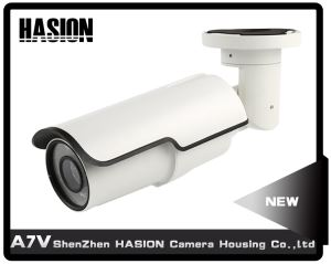 Vandal Proof CCTV Varifocal Camera Housing Security Camera with Zoom Lens