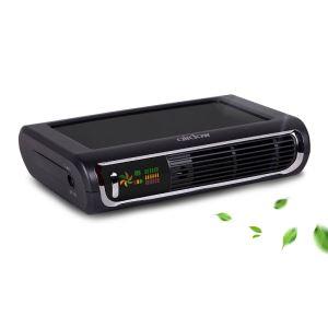 Auto Car Air Purifier Air Quality Sensor Storage Battery Powerful Purifying Technolgies