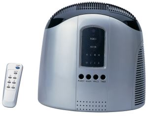 Home Air Purifier With Remote Control, Portable Use