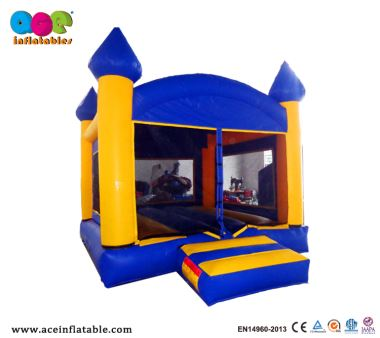 Small Indoor and Outdoor Inflatable Castle Jumpy House
