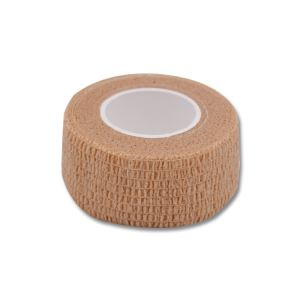 Health Care Elastic Cohesive Leg and Finger Protective Support Self Adhesive Bandages