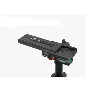 Professional Video Camera Stabilizers Y with 1/4 Quick Release Plate for DV Camera VS1047