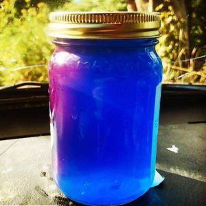 Liquid Spirulina Extract Food Blue Colorant Natural Blue Pigment