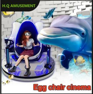 9D VR Egg Chair