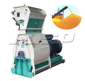 Large Capacity Poultry Feed Grain Crushing