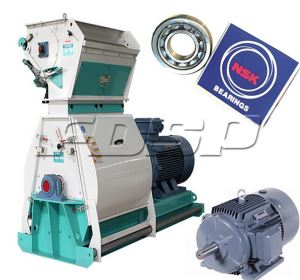 Economic Feed Hammer Mill Machine Corn Grinding Machine For Poultry
