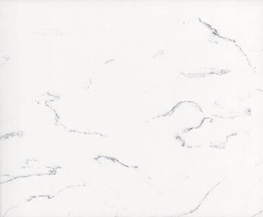 SS6305-Middle White Artificial Quartz Solid Surface Stone Big Slab
