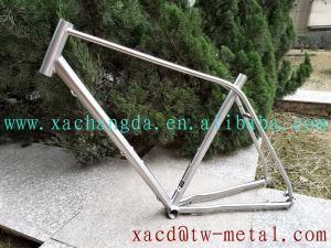 Titanium Cyclocross Bicycle Frames