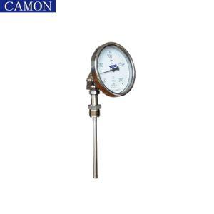 Capillary Bimetallic Dial Thermometer