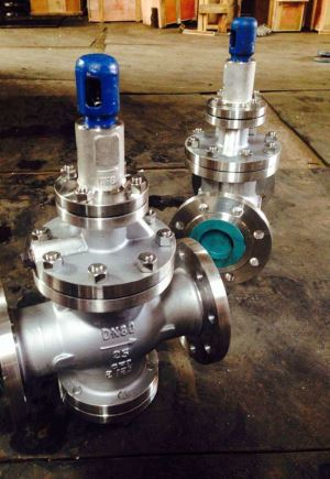 Bellows Pressure Reducing Valve
