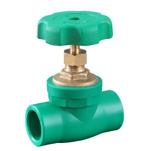 PPR Fitting Gate Valve