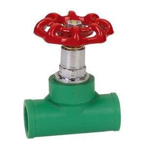 PPR Stop Valve (screw End)