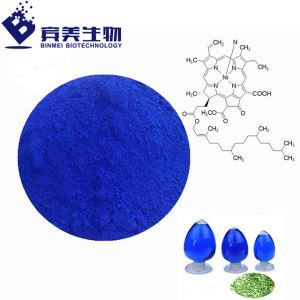 Phycocyanin Natural Food Colorant Spirulina Extract Blue Powder
