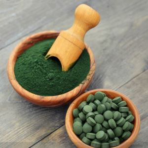 THE MOST NUTRIENT-DENSE FOODS ON THE PLANET :SPIRULINA POWDER