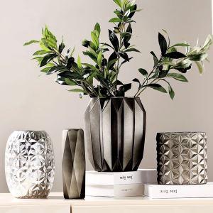 Pineapple Cylinder Vase