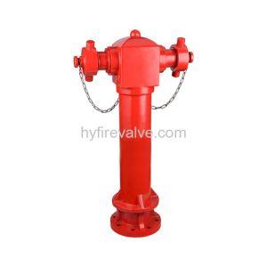 2 Way Pillar Fire Hydrant