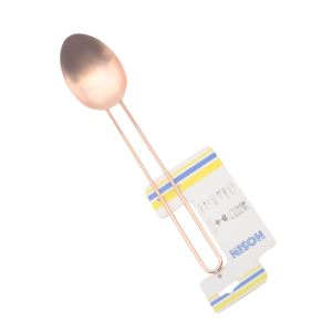 Copper Plated Serving Spoon