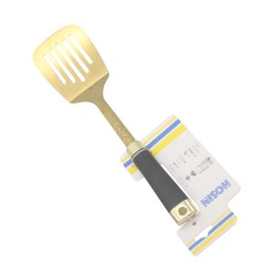 Gold Color Slotted Turner