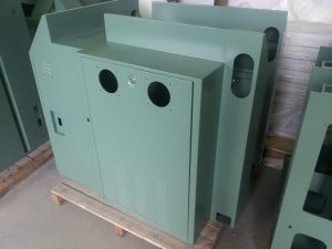 Aluminum Sheet Metal Cabinet