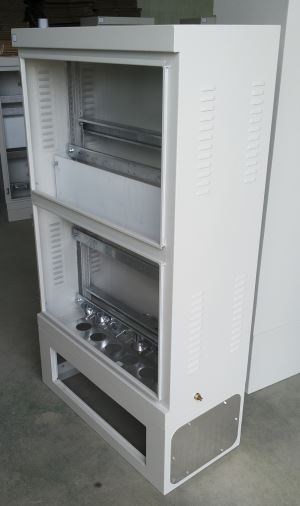 Indoor Sheet Metal Cabinet
