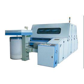 Flat Carding Machine