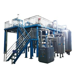CO2 Supercritical Extraction System For Industrial Plant